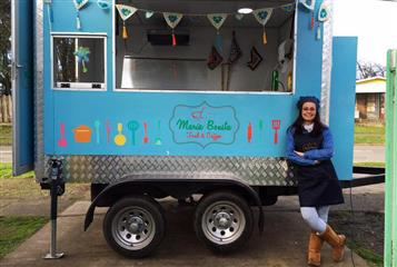 food trucks sobre rueda movil en chile